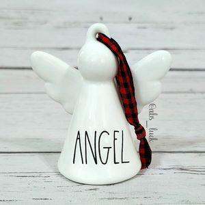 Rae Dunn Angel Ornament